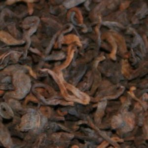 puer tea leaves