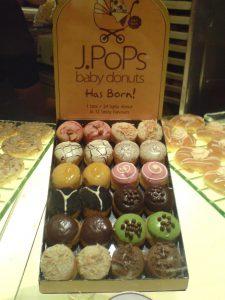 Jpops Baby donut