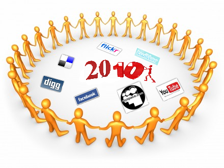 2010 social networking