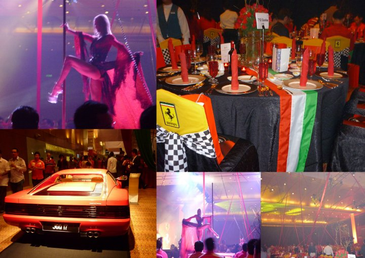 Ferrari Owner club KLCC 1