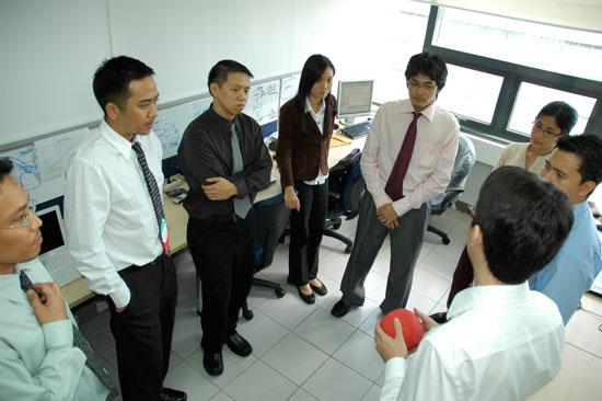 Standup meeting