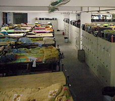 Conditions at Apple's iPod factory in China are below standard