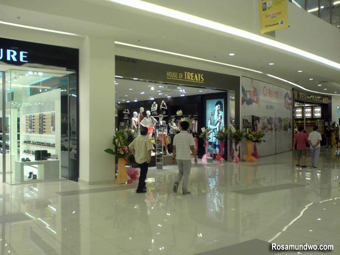 KL Festival City Mall Shopping Centre