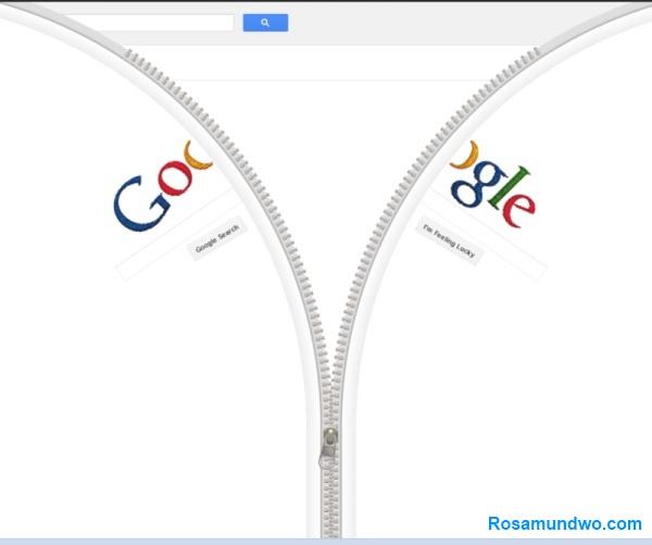 Google Doodle Zip
