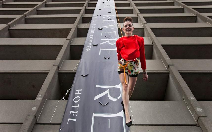 Boston Vertical Fashion Show