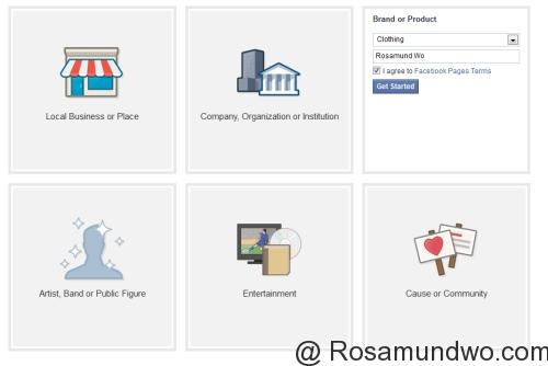 Convert Facebook Personal to Business Facebook Page 01