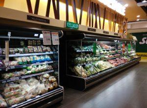 Aeon Jusco Organic Vegetable Quill Shopping