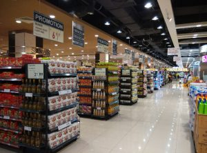 Quill City Mall Aeon Shopping