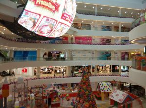 Quill City Mall Shoppping