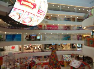 Quill Shopping Mall KL